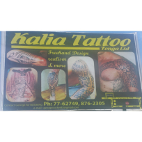 Kalia Tattoo - Art, Books & Photography