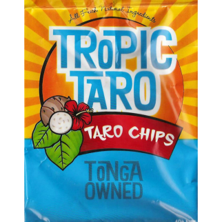 Tropic Taro   Taro Chips