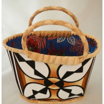 Handbag (Kato) - Weaving