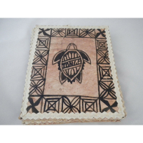 Placemats (Set of 6) - Ngatu (Tapa)