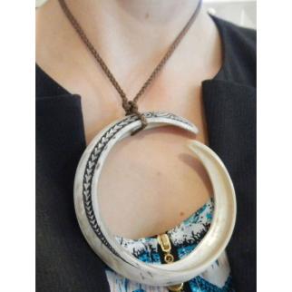 Shell Necklace Bracelet