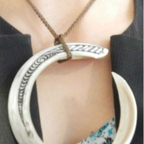 Shell Necklace Bracelet - Leonati Motuliki Master Carver