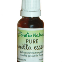 Eneio Naturals Pure Vanilla Essence 10ml - Food
