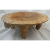 Wooden Kava Bowl - Kumete