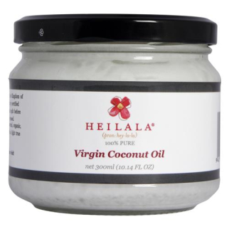 Heilala Coconut Oil 300g