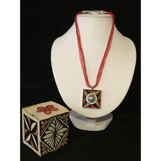 Tofe Ofa Atu Mabe Pearl Pendant