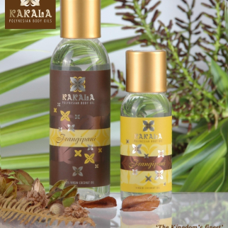 Kakala Body Oil Frangipani 125ml
