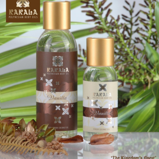 Kakala Body Oil Vanilla 50ml