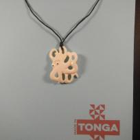 Kahoa Bone Octopus (Feke) - Carving