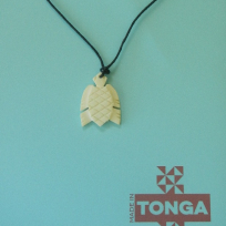 Kahoa Bone Turtle - Carving