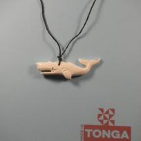 Kahoa Bone Whale (Tofua'a) - Carving