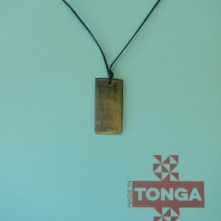 Kahoa Shell Pendant