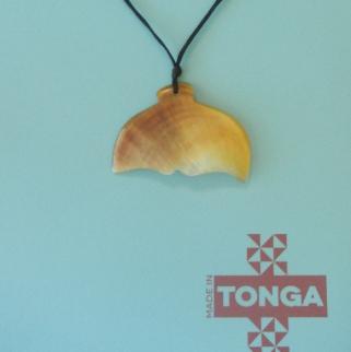 Kahoa Shell Whale Tail (Tofua'a)