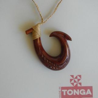 Kahoa Wooden Hook
