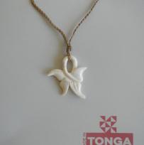 Kohoa Bone Double Tail - Leonati Motuliki Master Carver