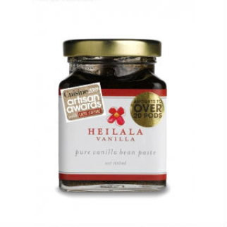 Heilala Vanilla Paste 100ml