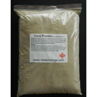 Kava Powder 1kg (Piper Methysticum)