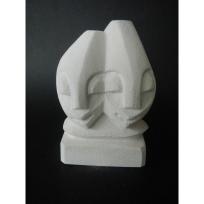 Sina The Dolphin Goddess - Tominiko Kama Stone Carver