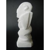 Hikule'o The Navigator God - Tominiko Kama Stone Carver