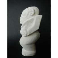 Maui Kisiski - Carving