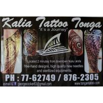 Kalia Tattoo