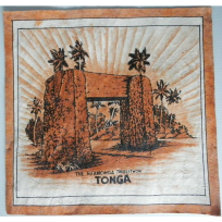 Ngatu Ha'amonga - Handicrafts