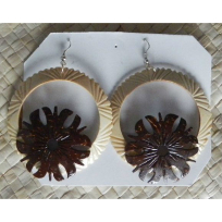 Coconut Earrings - Coconut