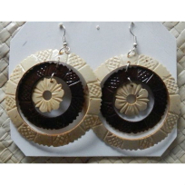 Coconut Earrings - Talamahu Market