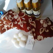 Kakala Coconut Lotion Bar - Kenani Estate Co Ltd